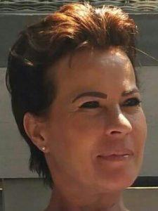 Christel Barends, eigenaresse van Randonnee (medische) pedicure en massages